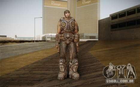Marcus Fenix из Gears of War 3 para GTA San Andreas