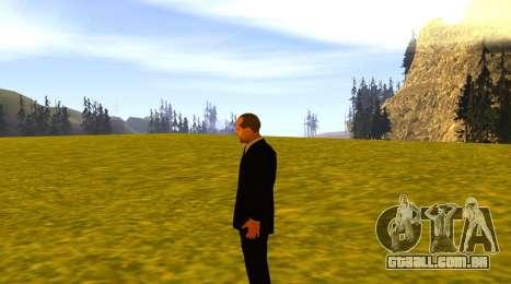 Jason Statham para GTA San Andreas sexta tela