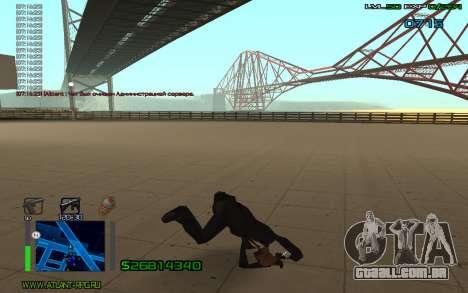 Cambalhota para GTA San Andreas segunda tela
