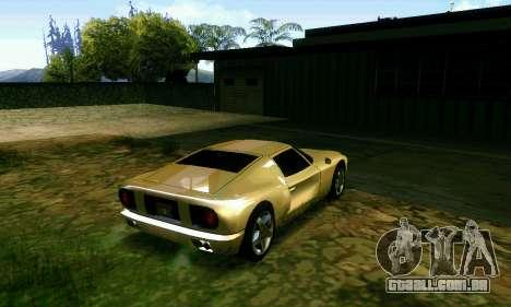 ENBSeries Rich World para GTA San Andreas quinto tela