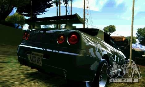 ENBSeries Rich World para GTA San Andreas