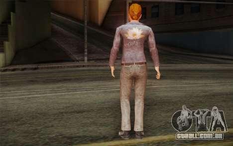Woman Autoracer from FlatOut v2 para GTA San Andreas segunda tela
