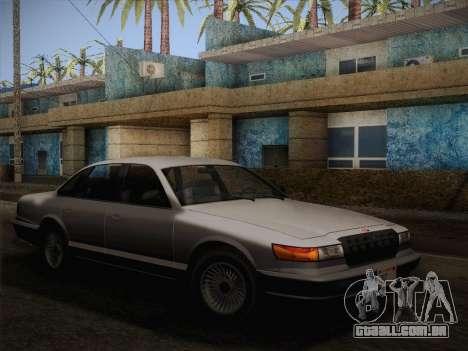 Stanier from GTA 5 para GTA San Andreas