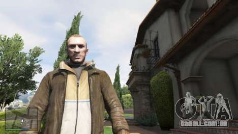 GTA 5 Niko Bellik segundo screenshot