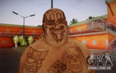 Him para GTA San Andreas terceira tela