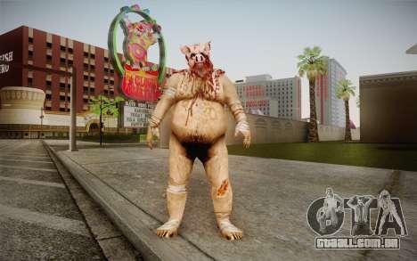 Piggsy Skin para GTA San Andreas