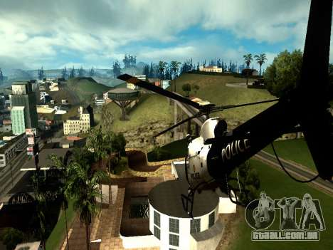 ENBSeries por Makar_SmW86 Médio PC para GTA San Andreas segunda tela
