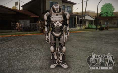 Robo Creed para GTA San Andreas
