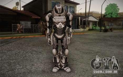 Robo Creed para GTA San Andreas