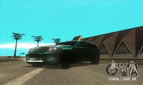 ATI ENBseries MOD para GTA San Andreas terceira tela