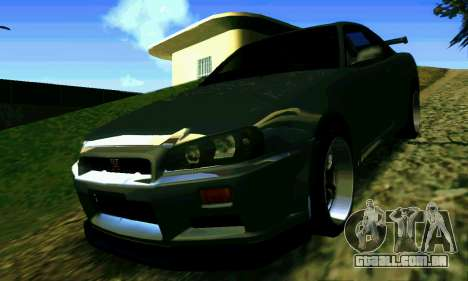 ENBSeries Rich World para GTA San Andreas sétima tela