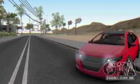 Cheval Surge V1.0 para GTA San Andreas interior