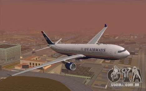 Airbus A330-300 para GTA San Andreas
