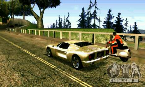 ENBSeries Rich World para GTA San Andreas sexta tela