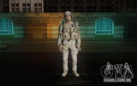 U.S. Marines para GTA San Andreas