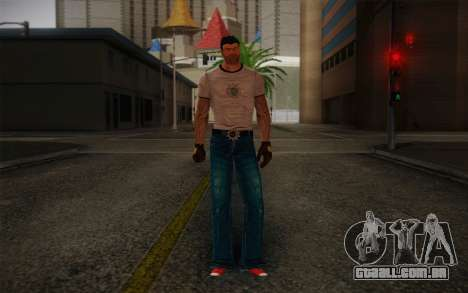 Serious Sam Final Version para GTA San Andreas