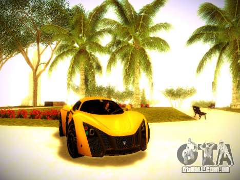 ENB Series by Makar_SmW86 v5 para GTA San Andreas segunda tela