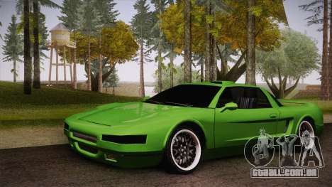Infernus Racing Edition para GTA San Andreas
