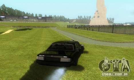 ГАЗ 3110 MOPAR v8-Hot Rod para GTA San Andreas esquerda vista