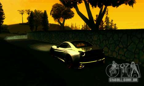 ENBSeries Rich World para GTA San Andreas segunda tela