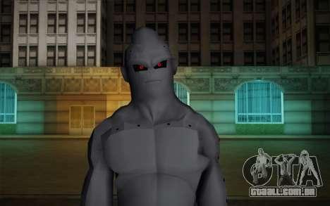 Dark Buu para GTA San Andreas terceira tela