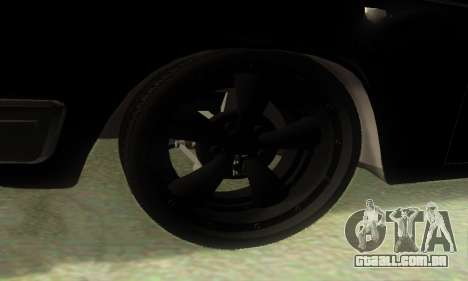 ГАЗ 3110 MOPAR v8-Hot Rod para GTA San Andreas traseira esquerda vista