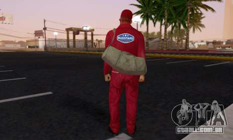Bug Star Robbery 2 para GTA San Andreas por diante tela
