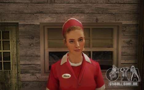 Rose Marigold para GTA San Andreas terceira tela
