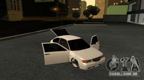 ESTES 2112 EM para GTA San Andreas