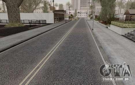 HD Roads 2014 para GTA San Andreas