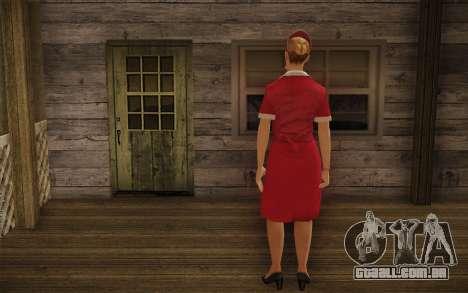 Rose Marigold para GTA San Andreas segunda tela
