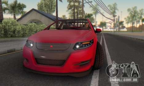 Cheval Surge V1.0 para GTA San Andreas vista inferior
