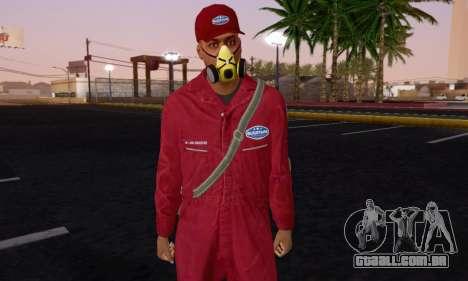 Bug Star Robbery 2 para GTA San Andreas