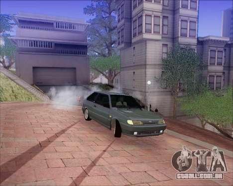 VAZ 2112 Tuneable para GTA San Andreas