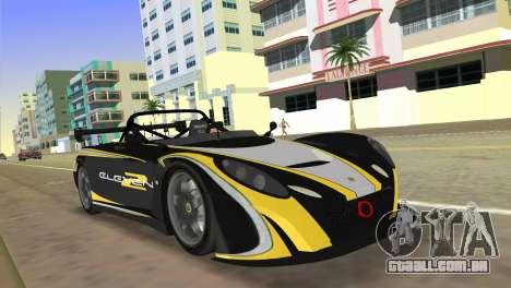 Lotus 2-Eleven para GTA Vice City