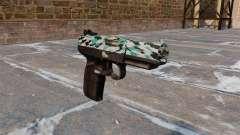 Arma FN Cinco sete Aqua Camo