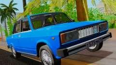 VAZ 2105 Riva para GTA San Andreas