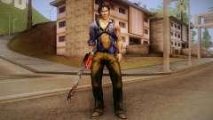 Ash Williams из Evil Dead Regeneração