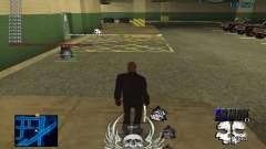 C-HUD by Extazy para GTA San Andreas