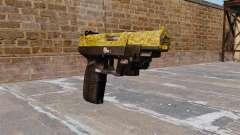 Arma FN Cinco sete de Ouro LAM