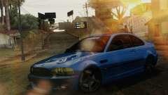 BMW M3 E46 STANCE