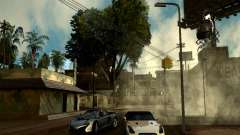 ENBSeries por Makar_SmW86 Médio PC para GTA San Andreas