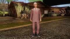 Leslie William Nielsen para GTA San Andreas