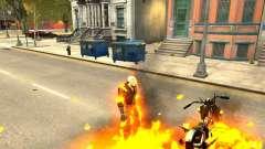 Ghost Rider para GTA 4
