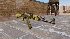 A AK-47 Floresta para GTA 4