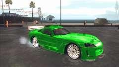 Dodge Viper SRT do NFS MW para GTA San Andreas