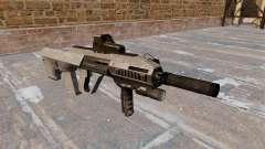 Lavar o Steyr AUG-A3 ACU Camuflagem para GTA 4