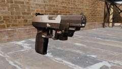 Arma FN Cinco sete LAM Chrome