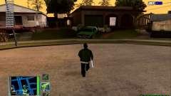 C-HUD Optimal para GTA San Andreas