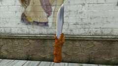 Colecionáveis faca